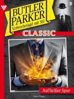 Butler Parker Classic 9 – Kriminalroman