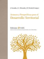 Avances y perspectivas para el desarrollo territorial: Sustentabilidad, educación y descentralización