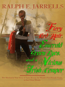 Fiery Red Hair, Emerald Green Eyes, and a Vicious Irish Temper