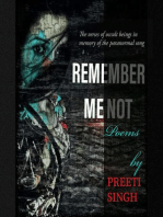 Remember Me Not