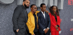 Drake Joined the Cast of Netflix's Top Boy on the Red Carpet Premiere In London