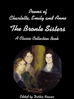 Poems of Charlotte, Emily and Anne, the Bronte Sisters, a Classic Collection Book