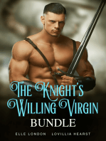 The Knight's Willing Virgin Bundle