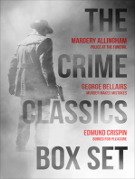 The Crime Classics Box Set