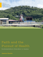 Faith and the Pursuit of Health