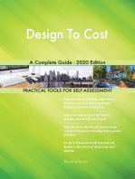 Design To Cost A Complete Guide - 2020 Edition