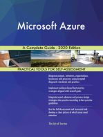 Microsoft Azure A Complete Guide - 2020 Edition