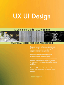 UX UI Design A Complete Guide - 2020 Edition