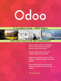Odoo A Complete Guide - 2020 Edition