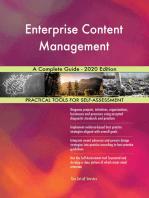 Enterprise Content Management A Complete Guide - 2020 Edition