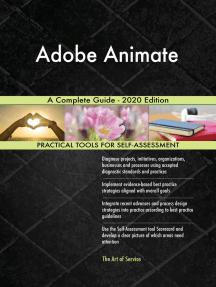 Adobe Animate A Complete Guide - 2020 Edition