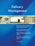 Delivery Management A Complete Guide - 2020 Edition