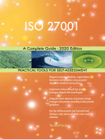 ISO 27001 A Complete Guide - 2020 Edition