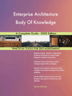 Enterprise Architecture Body Of Knowledge A Complete Guide - 2020 Edition