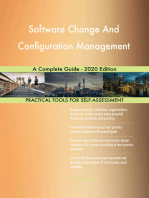 Software Change And Configuration Management A Complete Guide - 2020 Edition