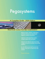 Pegasystems A Complete Guide - 2020 Edition