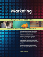 Marketing A Complete Guide - 2020 Edition