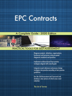 EPC Contracts A Complete Guide - 2020 Edition