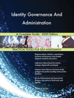 Identity Governance And Administration A Complete Guide - 2020 Edition