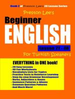Preston Lee's Beginner English Lesson 21