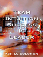 Team Intuition Success Is Leader
