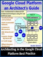 Google Cloud Platform an Architect's Guide