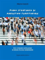 Piano strategico di Marketing Territoriale