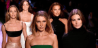 It Was a Supermodel Dance Party on the Brandon Maxwell Runway