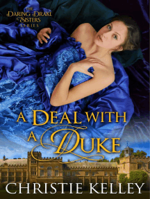 A Deal with a Duke: The Daring Drake Sisters, #2