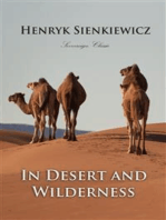 In Desert and Wilderness