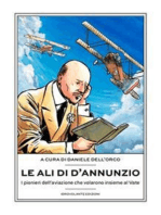 Le ali di D'Annunzio