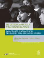 De la reforma a la transformación