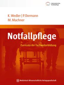 Notfallpflege: Curricula der Fachweiterbildung
