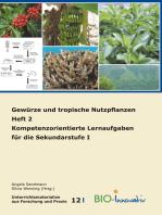 Gewürze und tropische Nutzpflanzen Heft 2