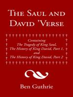 The Saul and David 'Verse