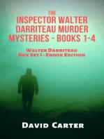 The Inspector Walter Darriteau Murder Mysteries - Books 1-4 (Walter Darriteau Box Set I - Ebook Edition)