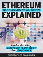 Ethereum Blockchain Revolution Explained