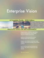Enterprise Vision A Complete Guide - 2020 Edition