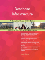Database Infrastructure A Complete Guide - 2020 Edition