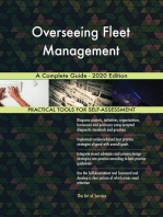 Overseeing Fleet Management A Complete Guide - 2020 Edition