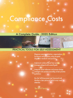Compliance Costs A Complete Guide - 2020 Edition