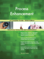 Process Enhancement A Complete Guide - 2020 Edition