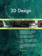 3D Design A Complete Guide - 2020 Edition