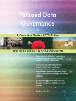 Focused Data Governance A Complete Guide - 2020 Edition