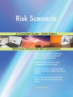 Risk Scenario A Complete Guide - 2020 Edition
