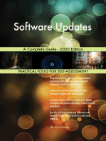 Software Updates A Complete Guide - 2020 Edition