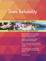 Data Reliability A Complete Guide - 2020 Edition