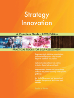 Strategy Innovation A Complete Guide - 2020 Edition