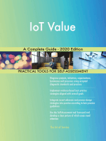 IoT Value A Complete Guide - 2020 Edition