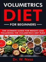 Volumetrics Diet for Beginners